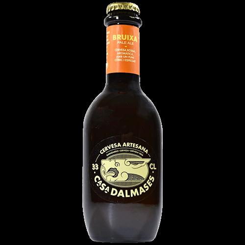 Cerveza artesana Bruixa Casa Dalmases Pale Ale