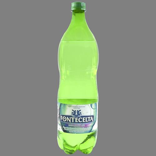 Aigua amb gas Fontecelta