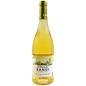 Vi blanc el Petit de Sanui DO Costers del Segre