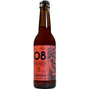 Cervesa artesana Gracia Birra 08 India Pale Ale