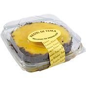 Pastís de crema cremada Melendres farcit de melmelada