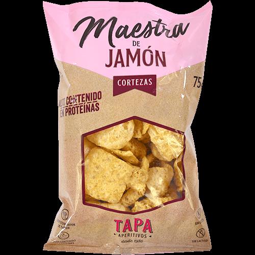 Cortezas de jamón fritas Maestra de Jamon