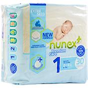 Pañal T/1 Nunex Premium Care 2-4 kg.