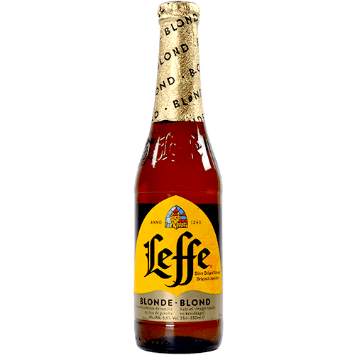 Cervesa Leffe Blonde