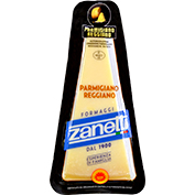 Formatge Parmiggiano porció Zanetti DOP
