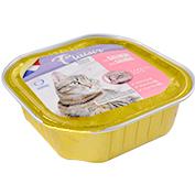 Comida para gato Plaisir salmón tarrina