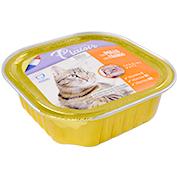 Comida para gato Plaisir pollo tarrina