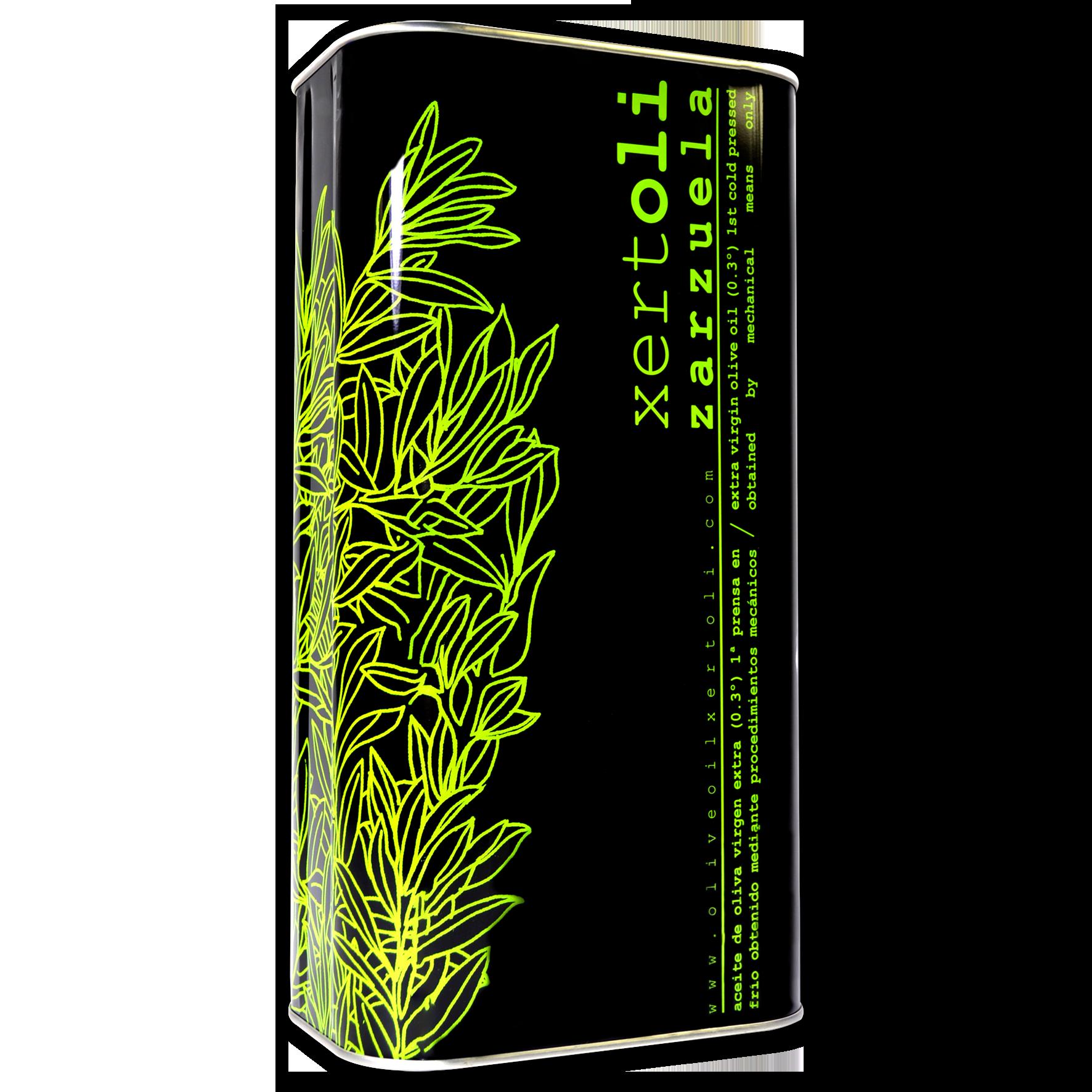 Aceite de oliva virgen extra Xertoli