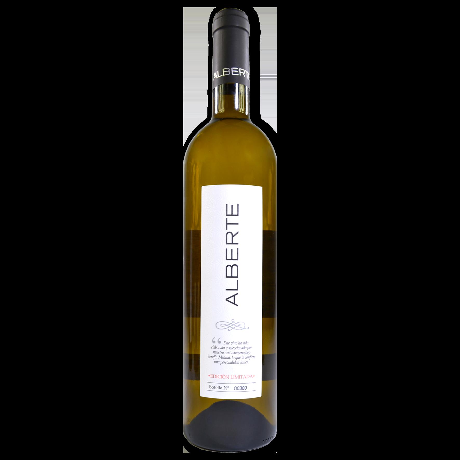 Vino blanco Alberte DO Ribeiro