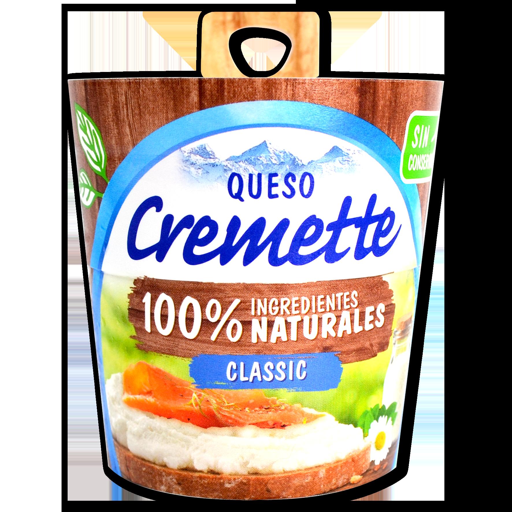 Formatge Cremette natural premium