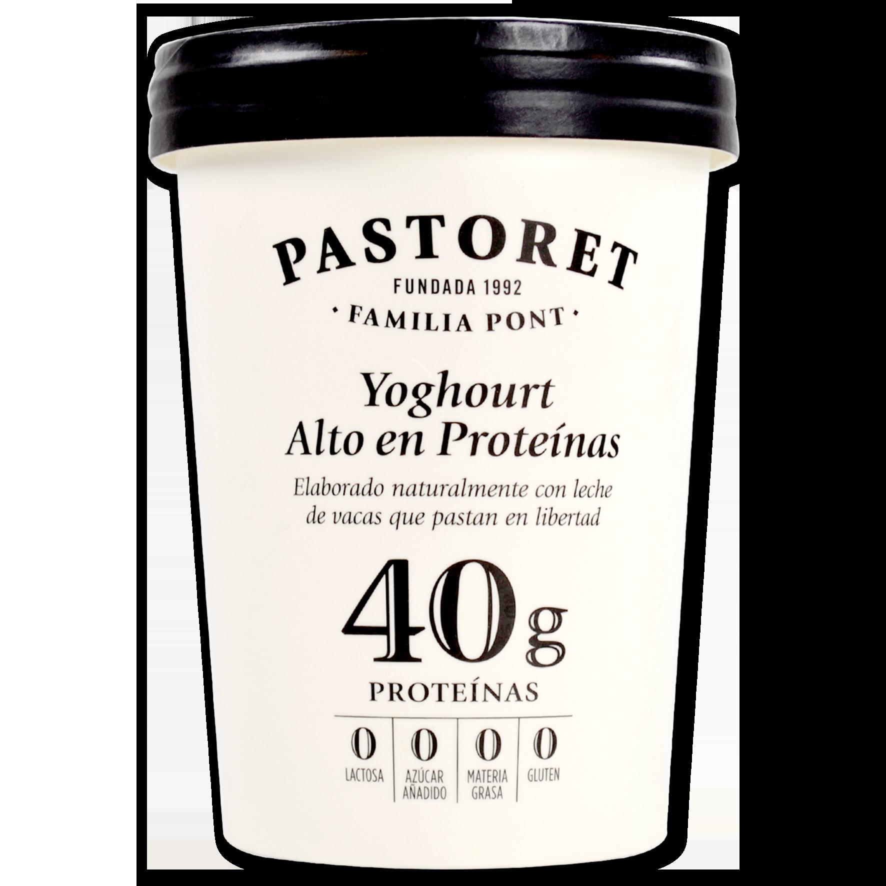 Yogur proteico el Pastoret