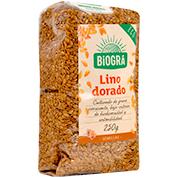 Llavors de lli daurat Biogra