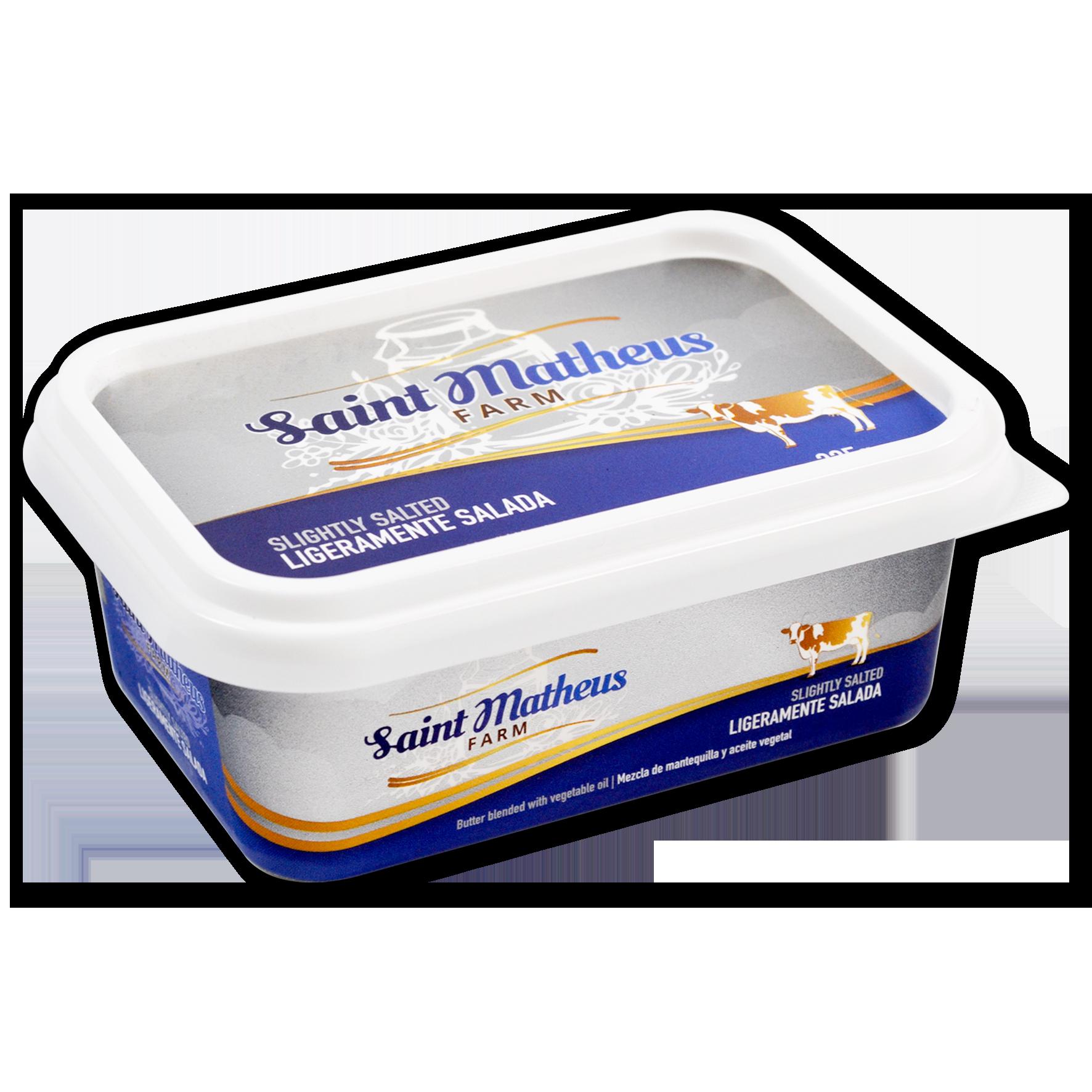 Mantequilla fácil de untar Saint Matheus