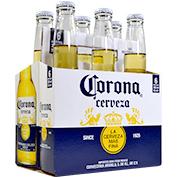Cervesa Corona paq. de 6 u.