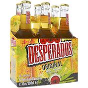 Cervesa Desperados paq. de 6 u.