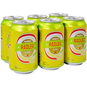 Cervesa Radler amb llimona paq. de 6 llaunes