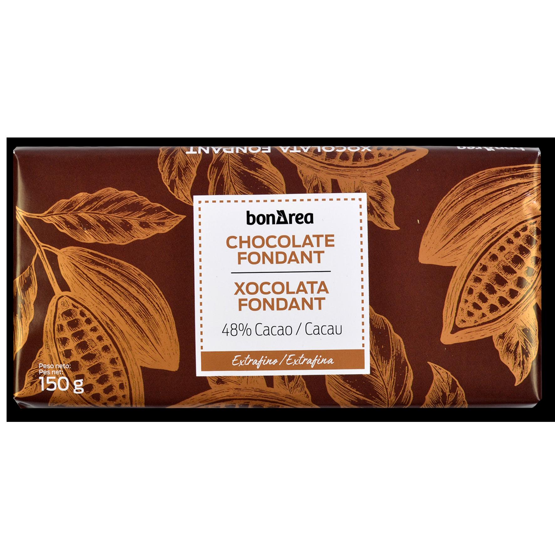 Xocolata foundant tauleta