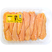 Filet de pit de pollastre groc