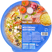 Pizza mediterrània