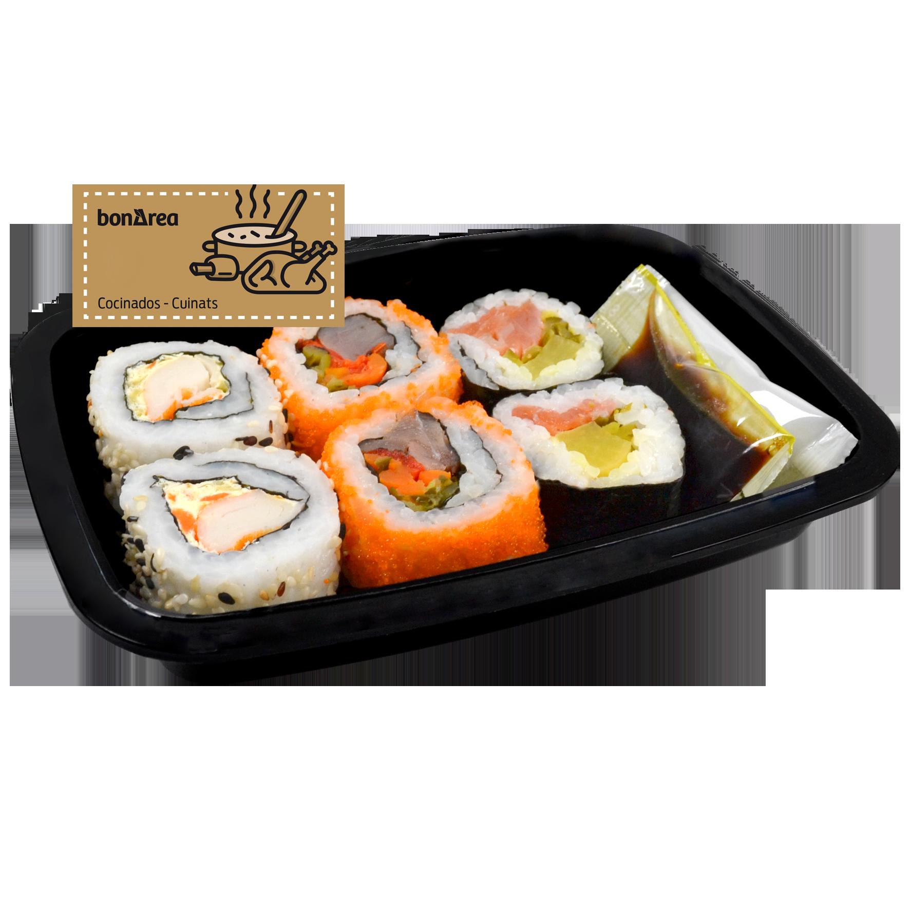 Assortiment de Sushi Maki