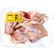 Cascasas de pollo Blanco