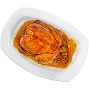 Pollo asado 1 u.