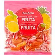 Caramelos duros sabor frutas