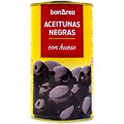 Aceitunas negras con hueso 240/280
