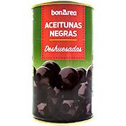 Aceitunas negras sin hueso 240/260