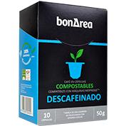 Càpsula de cafè compostable descafeïnat