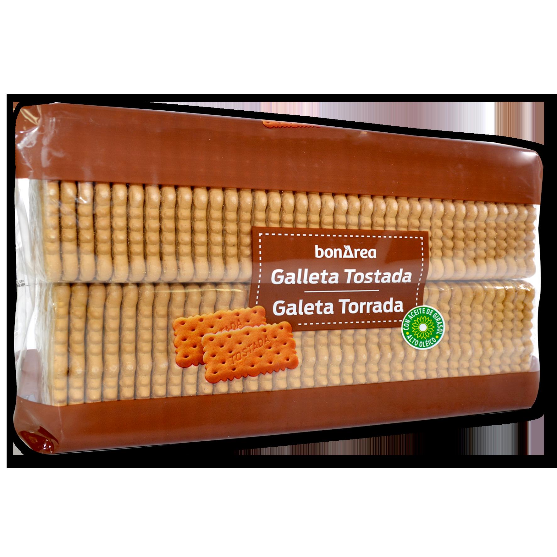 Galeta torrada 2x200 g