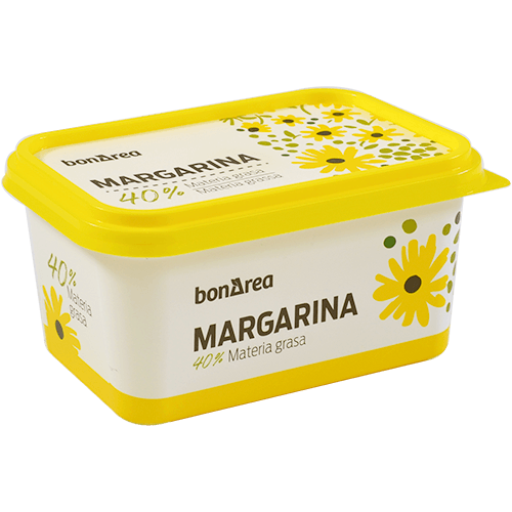 Margarina vegetal tarrina