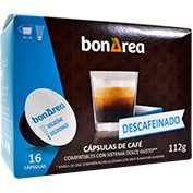 Càpsula de cafè descafeïnat molt