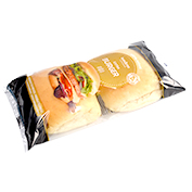 Pan hamburguesa extra 2 u.