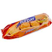 Pan hamburguesa mini burger 10 u.