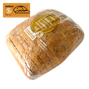 Pan de semillas Con harina de centeno