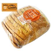 Pan con maíz y semillas de calabaza